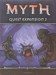 Spirit Games (Est. 1984) - Supplying role playing games (RPG), wargames rules, miniatures and scenery, new and traditional board and card games for the last 20 years sells Myth: Quest Expansion 2