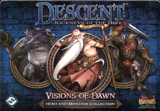 Spirit Games (Est. 1984) - Supplying role playing games (RPG), wargames rules, miniatures and scenery, new and traditional board and card games for the last 20 years sells Descent: Journeys in the Dark Second Edition - Visions of Dawn