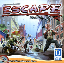 Spirit Games (Est. 1984) - Supplying role playing games (RPG), wargames rules, miniatures and scenery, new and traditional board and card games for the last 20 years sells Escape: Zombie City