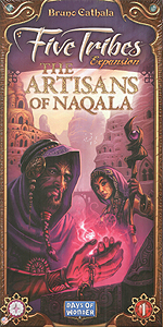 Spirit Games (Est. 1984) - Supplying role playing games (RPG), wargames rules, miniatures and scenery, new and traditional board and card games for the last 20 years sells Five Tribes: The Artisans of Naqala