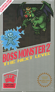 Spirit Games (Est. 1984) - Supplying role playing games (RPG), wargames rules, miniatures and scenery, new and traditional board and card games for the last 20 years sells Boss Monster 2: The Next Level