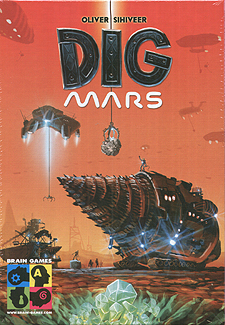 Spirit Games (Est. 1984) - Supplying role playing games (RPG), wargames rules, miniatures and scenery, new and traditional board and card games for the last 20 years sells Dig Mars