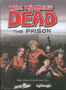 Spirit Games (Est. 1984) - Supplying role playing games (RPG), wargames rules, miniatures and scenery, new and traditional board and card games for the last 20 years sells The Walking Dead: The Prison
