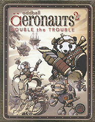 Spirit Games (Est. 1984) - Supplying role playing games (RPG), wargames rules, miniatures and scenery, new and traditional board and card games for the last 20 years sells Oddball Aeronauts 2: Double the Trouble