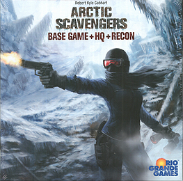 Spirit Games (Est. 1984) - Supplying role playing games (RPG), wargames rules, miniatures and scenery, new and traditional board and card games for the last 20 years sells Arctic Scavengers Base Game + HQ + Recon