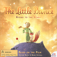 Spirit Games (Est. 1984) - Supplying role playing games (RPG), wargames rules, miniatures and scenery, new and traditional board and card games for the last 20 years sells The Little Prince: Rising to the Stars