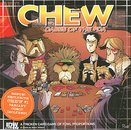 Spirit Games (Est. 1984) - Supplying role playing games (RPG), wargames rules, miniatures and scenery, new and traditional board and card games for the last 20 years sells CHEW: Cases of the FDA