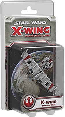 Spirit Games (Est. 1984) - Supplying role playing games (RPG), wargames rules, miniatures and scenery, new and traditional board and card games for the last 20 years sells Star Wars: X-Wing Miniatures Game K-Wing Wave 7 Expansion Pack