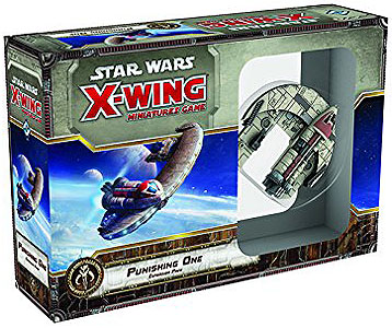 Spirit Games (Est. 1984) - Supplying role playing games (RPG), wargames rules, miniatures and scenery, new and traditional board and card games for the last 20 years sells Star Wars: X-Wing Miniatures Game Punishing One Wave 8 Expansion Pack