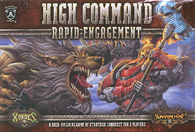 Spirit Games (Est. 1984) - Supplying role playing games (RPG), wargames rules, miniatures and scenery, new and traditional board and card games for the last 20 years sells High Command Rapid Engagement