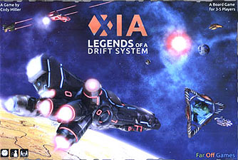 Spirit Games (Est. 1984) - Supplying role playing games (RPG), wargames rules, miniatures and scenery, new and traditional board and card games for the last 20 years sells XIA: Legends Of A Drift System by