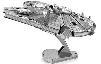 Spirit Games (Est. 1984) - Supplying role playing games (RPG), wargames rules, miniatures and scenery, new and traditional board and card games for the last 20 years sells Kit: Star Wars Millennium Falcon