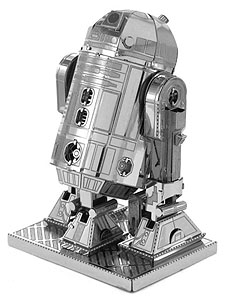 Spirit Games (Est. 1984) - Supplying role playing games (RPG), wargames rules, miniatures and scenery, new and traditional board and card games for the last 20 years sells Kit: Star Wars R2-D2
