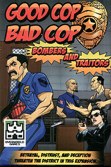 Spirit Games (Est. 1984) - Supplying role playing games (RPG), wargames rules, miniatures and scenery, new and traditional board and card games for the last 20 years sells Good Cop Bad Cop: Bombers and Traitors