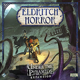 Spirit Games (Est. 1984) - Supplying role playing games (RPG), wargames rules, miniatures and scenery, new and traditional board and card games for the last 20 years sells Eldritch Horror: Under the Pyramids Expansion