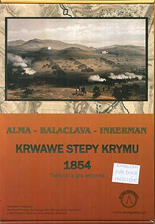 Spirit Games (Est. 1984) - Supplying role playing games (RPG), wargames rules, miniatures and scenery, new and traditional board and card games for the last 20 years sells Bloody Steppes of Crimea 1854: Alma-Balaclava-Inkerman (Krwawe Stepy Krymu)