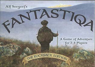 Spirit Games (Est. 1984) - Supplying role playing games (RPG), wargames rules, miniatures and scenery, new and traditional board and card games for the last 20 years sells Fantastiqa: The Rucksack Edition