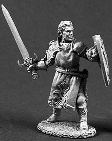 Spirit Games (Est. 1984) - Supplying role playing games (RPG), wargames rules, miniatures and scenery, new and traditional board and card games for the last 20 years sells [03556] Ashlan Fellthrush, Heroic Paladin