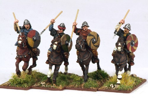 Spirit Games (Est. 1984) - Supplying role playing games (RPG), wargames rules, miniatures and scenery, new and traditional board and card games for the last 20 years sells [SF02] Carolingian Mounted Hearthguard