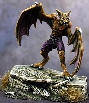 Spirit Games (Est. 1984) - Supplying role playing games (RPG), wargames rules, miniatures and scenery, new and traditional board and card games for the last 20 years sells [03791] Werebat