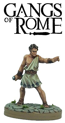 Spirit Games (Est. 1984) - Supplying role playing games (RPG), wargames rules, miniatures and scenery, new and traditional board and card games for the last 20 years sells [WBGOR005] Fighter Quintus