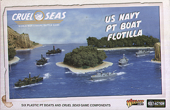 Spirit Games (Est. 1984) - Supplying role playing games (RPG), wargames rules, miniatures and scenery, new and traditional board and card games for the last 20 years sells US Navy PT Boat Flotilla