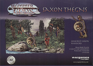 Spirit Games (Est. 1984) - Supplying role playing games (RPG), wargames rules, miniatures and scenery, new and traditional board and card games for the last 20 years sells [WGF-HG003] Saxon Thegns