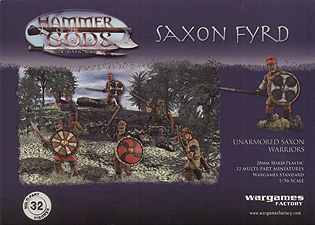 Spirit Games (Est. 1984) - Supplying role playing games (RPG), wargames rules, miniatures and scenery, new and traditional board and card games for the last 20 years sells [WGF-HG004] Saxon Fyrd