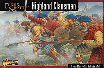 Spirit Games (Est. 1984) - Supplying role playing games (RPG), wargames rules, miniatures and scenery, new and traditional board and card games for the last 20 years sells [WGP-11] Highland Clansmen