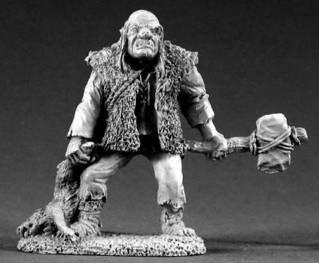 Spirit Games (Est. 1984) - Supplying role playing games (RPG), wargames rules, miniatures and scenery, new and traditional board and card games for the last 20 years sells [02127] Mountain Troll (51mm)