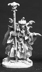 Spirit Games (Est. 1984) - Supplying role playing games (RPG), wargames rules, miniatures and scenery, new and traditional board and card games for the last 20 years sells [02269] Asertis Liche Lord (38mm)