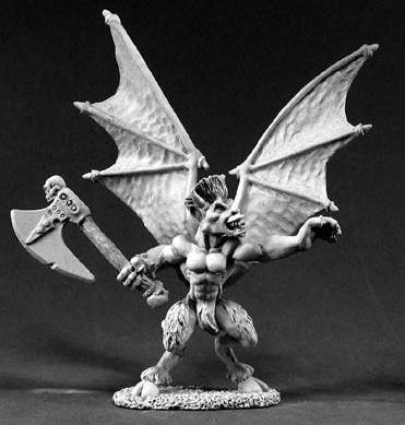 Spirit Games (Est. 1984) - Supplying role playing games (RPG), wargames rules, miniatures and scenery, new and traditional board and card games for the last 20 years sells [02444] Gharun, Demon Warrior