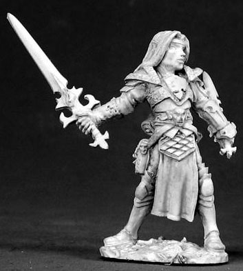 Spirit Games (Est. 1984) - Supplying role playing games (RPG), wargames rules, miniatures and scenery, new and traditional board and card games for the last 20 years sells [02558] Anduriel Brightflame Elven Warrior
