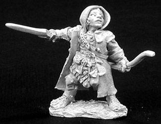 Spirit Games (Est. 1984) - Supplying role playing games (RPG), wargames rules, miniatures and scenery, new and traditional board and card games for the last 20 years sells [02769] Woody Stumpwimple, Halfling Ranger