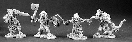 Spirit Games (Est. 1984) - Supplying role playing games (RPG), wargames rules, miniatures and scenery, new and traditional board and card games for the last 20 years sells [03189] Goblin Warriors (4)