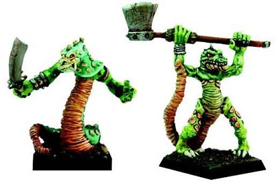 Spirit Games (Est. 1984) - Supplying role playing games (RPG), wargames rules, miniatures and scenery, new and traditional board and card games for the last 20 years sells [FM007] Lizard men (2)