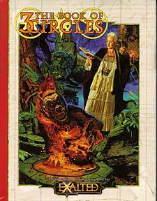 Spirit Games (Est. 1984) - Supplying role playing games (RPG), wargames rules, miniatures and scenery, new and traditional board and card games for the last 20 years sells The Book of Three Circles