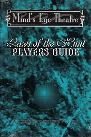 Spirit Games (Est. 1984) - Supplying role playing games (RPG), wargames rules, miniatures and scenery, new and traditional board and card games for the last 20 years sells Laws of the Hunt Player