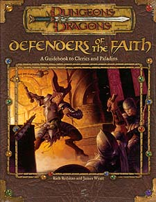 Spirit Games (Est. 1984) - Supplying role playing games (RPG), wargames rules, miniatures and scenery, new and traditional board and card games for the last 20 years sells Defenders of the Faith: A Guidebook to Clerics and Paladins