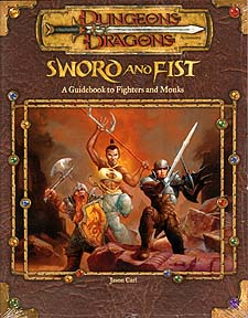 Spirit Games (Est. 1984) - Supplying role playing games (RPG), wargames rules, miniatures and scenery, new and traditional board and card games for the last 20 years sells Sword and Fist: A Guidebook to Monks and Fighters