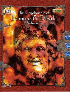 Spirit Games (Est. 1984) - Supplying role playing games (RPG), wargames rules, miniatures and scenery, new and traditional board and card games for the last 20 years sells Encyclopedia of Demons and Devils II