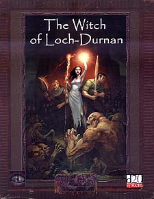 Spirit Games (Est. 1984) - Supplying role playing games (RPG), wargames rules, miniatures and scenery, new and traditional board and card games for the last 20 years sells The Witch of Loch-Durnan