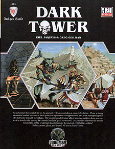 Spirit Games (Est. 1984) - Supplying role playing games (RPG), wargames rules, miniatures and scenery, new and traditional board and card games for the last 20 years sells Dark Tower - Judges Guild 3