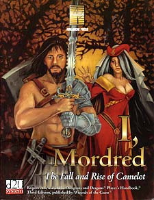 Spirit Games (Est. 1984) - Supplying role playing games (RPG), wargames rules, miniatures and scenery, new and traditional board and card games for the last 20 years sells I, Mordred: The Fall and Rise of Camelot