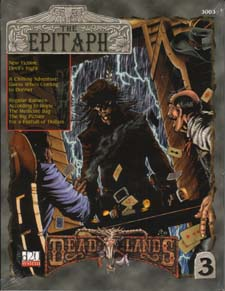 Spirit Games (Est. 1984) - Supplying role playing games (RPG), wargames rules, miniatures and scenery, new and traditional board and card games for the last 20 years sells Epitaph Vol 3