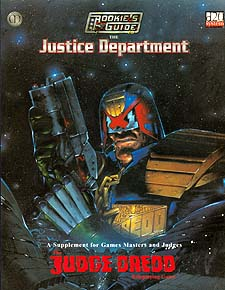 Spirit Games (Est. 1984) - Supplying role playing games (RPG), wargames rules, miniatures and scenery, new and traditional board and card games for the last 20 years sells Rookies Guide to the Justice Department