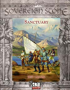 Spirit Games (Est. 1984) - Supplying role playing games (RPG), wargames rules, miniatures and scenery, new and traditional board and card games for the last 20 years sells Sanctuary