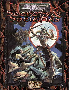 Spirit Games (Est. 1984) - Supplying role playing games (RPG), wargames rules, miniatures and scenery, new and traditional board and card games for the last 20 years sells Secrets and Societies