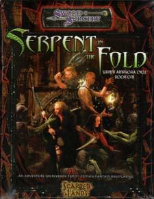 Spirit Games (Est. 1984) - Supplying role playing games (RPG), wargames rules, miniatures and scenery, new and traditional board and card games for the last 20 years sells Serpent in the Fold