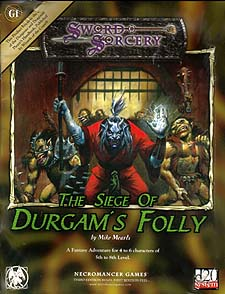 Spirit Games (Est. 1984) - Supplying role playing games (RPG), wargames rules, miniatures and scenery, new and traditional board and card games for the last 20 years sells The Siege of Durgam